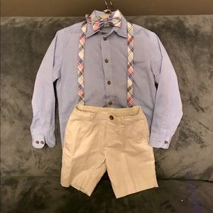 Class Club Other - Boys formal/ nice casual shorts outfit